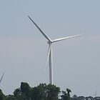 Wind turbine by William Bectel
