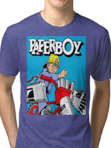 paperboy Tri-blend T-Shirt