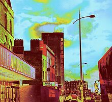 Margate's Dreamland by LavenderPlant