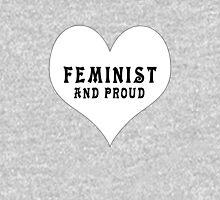 Feminist & Proud Pullover
