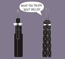 What You Talkin' 'Bout Willis? Kids Tee