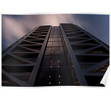 Heron Tower Poster