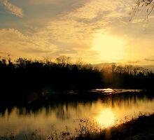 Evening Serenity by DottieDees