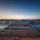 Balaton Pier by Conor MacNeill