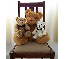 Granny's Chair Photographic Print