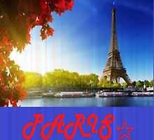 Love paris  by Andrexar132