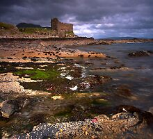 Castle Ruins by Jeanie