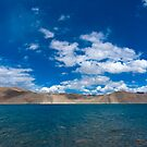 Pangong Lake - 1 by RajeevKashyap