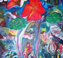 Color Burst by Christina Glazar