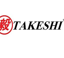 Takeshi Logo (2000) by TakeshiUSA