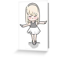 Taylor Swift Caricatures Greeting Card