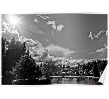 Lake Pleasant RV Park -  Bothell, WA Poster