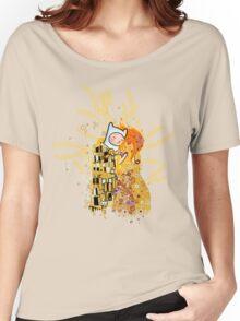 Dat Kiss Women's Relaxed Fit T-Shirt