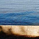 sea wall by richard  webb