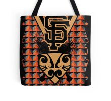 San Francisco Native Giants Tote Bag