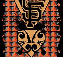 San Francisco Native Giants by kanielaakuna