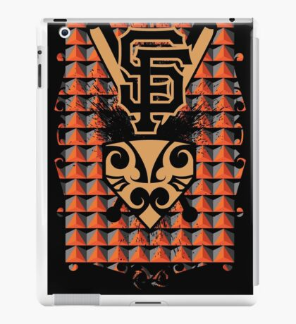 San Francisco Native Giants iPad Case/Skin