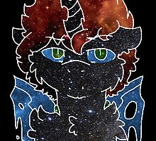 Changeling Michael (Space) by How-Do-U-Art