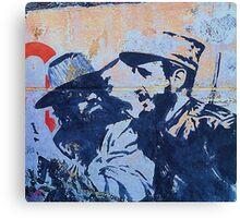 CUBA FIDEL CHE Canvas Print