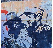 CUBA FIDEL CHE Photographic Print