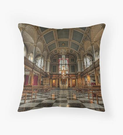 House of God Throw Pillow