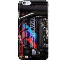 BMW M3 M Power iPhone Case/Skin
