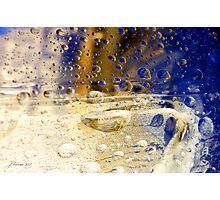 Drops of Jupiter Photographic Print