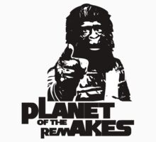 Planet of the Remakes Kids Clothes