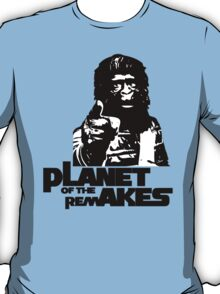 Planet of the Remakes T-Shirt