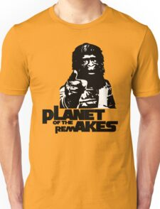 Planet of the Remakes Unisex T-Shirt