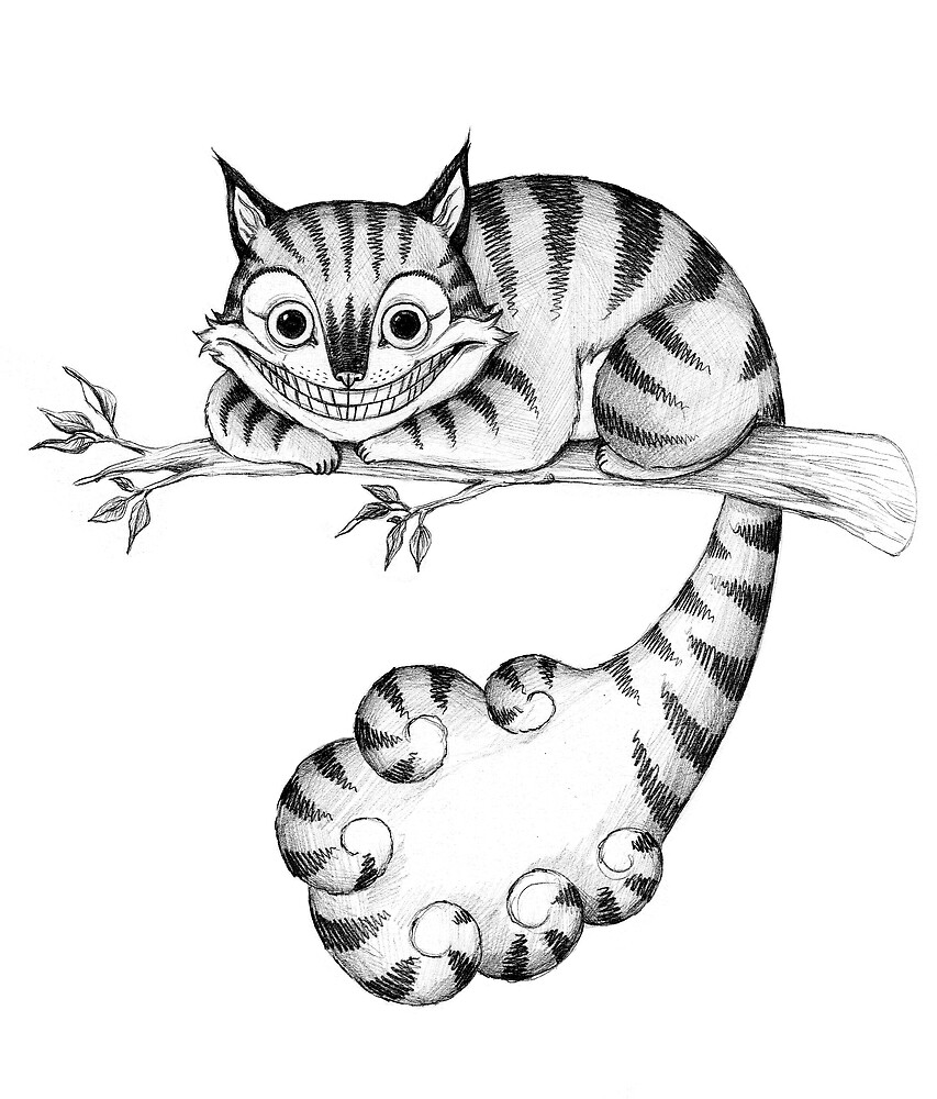 The Cheshire Cat by MissCake