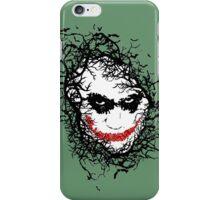 The Joker - DC comics iPhone Case/Skin