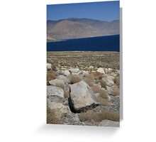 Walker Lake Greeting Card