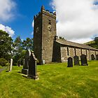 Jesus Church TroutBeck Cumbria by Elaine123