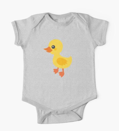 Chicks and Ducklings One Piece - Short Sleeve