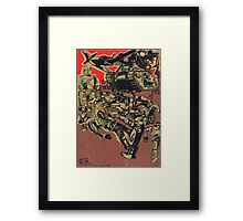 Toys of War  Framed Print