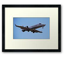 Careflight Air Ambulance Framed Print