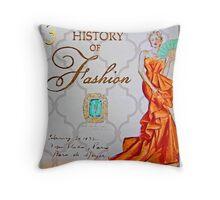 H.O.F Throw Pillow