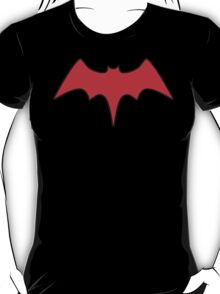 BatWoman Logo Red T-Shirt