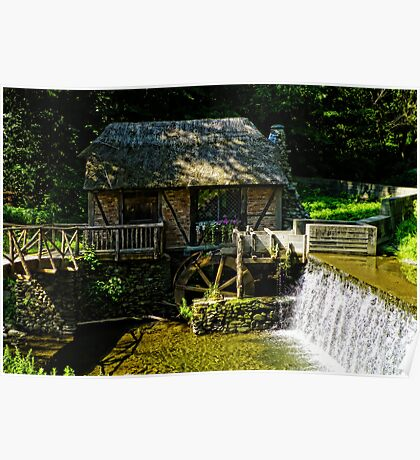 Gomez Mill House Poster