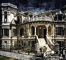 Galveston Mansion (view large) by ☼Laughing Bones☾