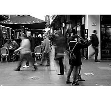 peoplescapes #325, and there's only us Photographic Print