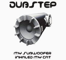 dubstep inhaled my cat by ludlowghostwalk