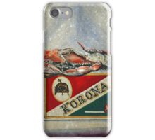 An Old Flame iPhone Case/Skin