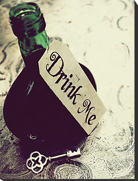 Drink Me by Fractured Porcelain Photography