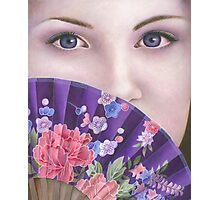 Lilac Allure Photographic Print