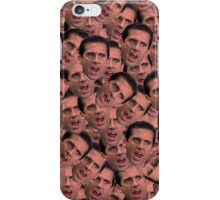 Michael Scott The Office  iPhone Case/Skin