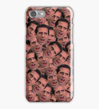 Michael Scott The Office  iPhone Case/Skin