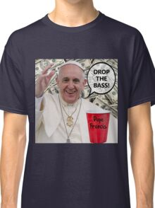 Dope Francis - the Dope Pope Classic T-Shirt