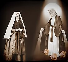 † ❤ † ❤ THE VISION OF SAINT BERNADETTE SOUBIROUS   † ❤ † ❤ by ✿✿ Bonita ✿✿ ђєℓℓσ